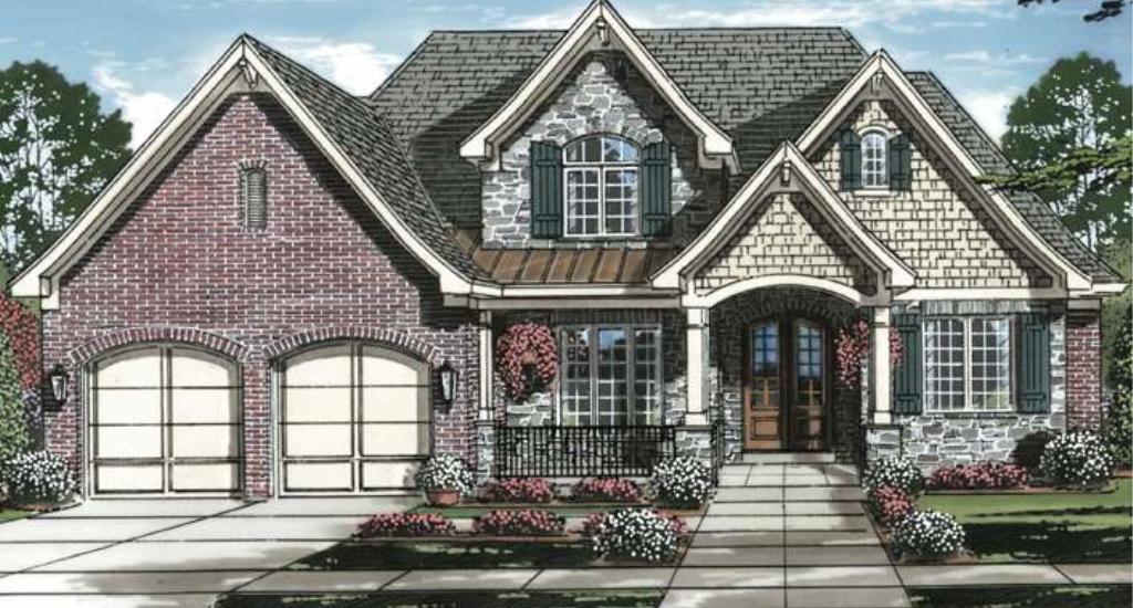 Pre Drawn House Plans - How to Buy House Plans - Cincinnati | Studer on