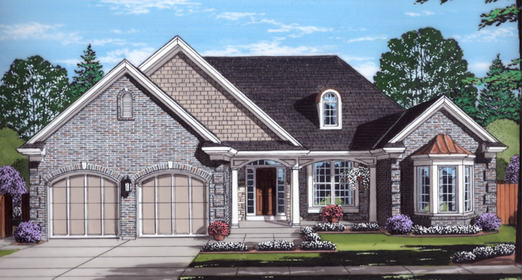 Featured pre drawn home plan for Pre drawn house plans