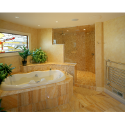 Full House Remodel and Renovation Master Bath