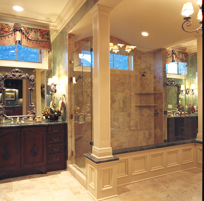 Www Aadesignbuild Com Custom Design And Remodeling Ideas: Custom Master Baths By Drawn By Studer Residential Designs
