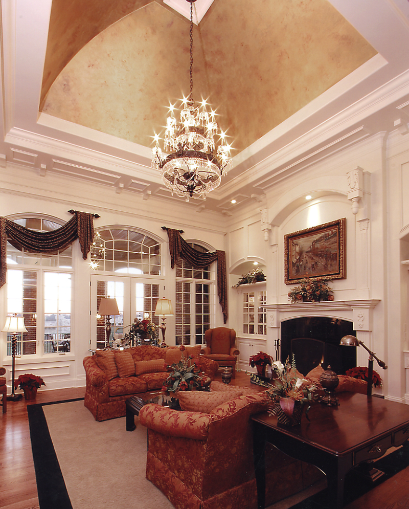 Great Room: Custom Great Room Photographs Drawn By Studer Residential