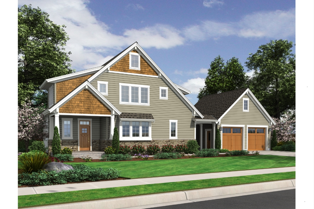 New House Plans drawn by Studer Residential Designs