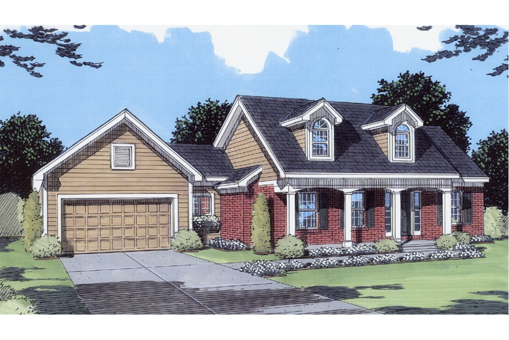 Home buyers home plans house design plans for Moderate house plans