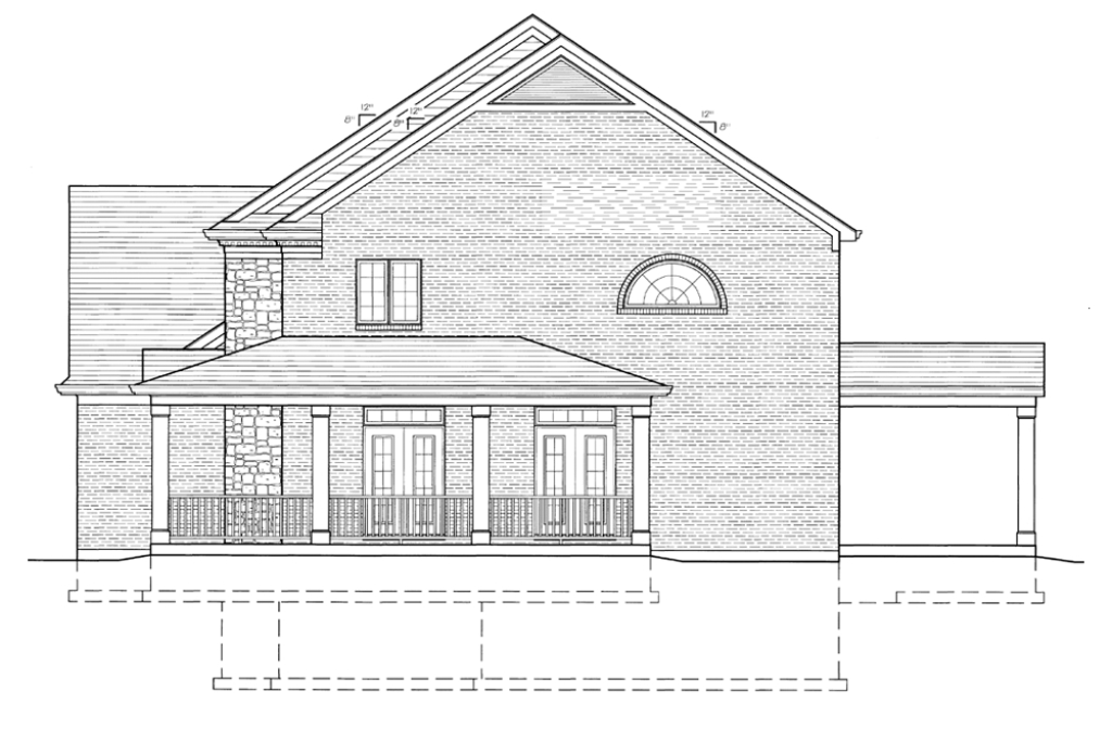 All plans the brentwood for Brentwood house plan