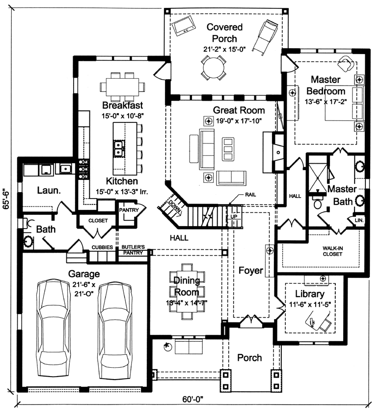 New Home Plans - two floor bed