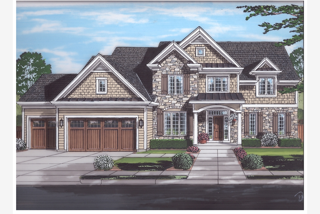 New House Plans drawn by Studer Residential Designs on narrow bathroom floor plans, rear balcony house plans, rear view house plans, hillside design plans, narrow lot house plans, rear garage house plans, corner lot house plans, rear covered porch house plans, downward sloping lot house plans, small lot house plans,