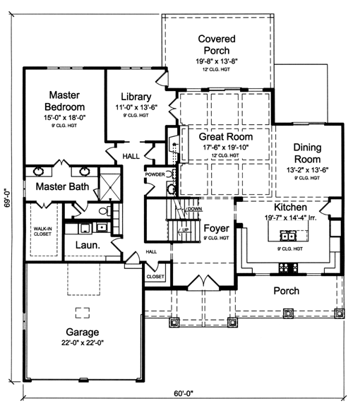 New Home Plans