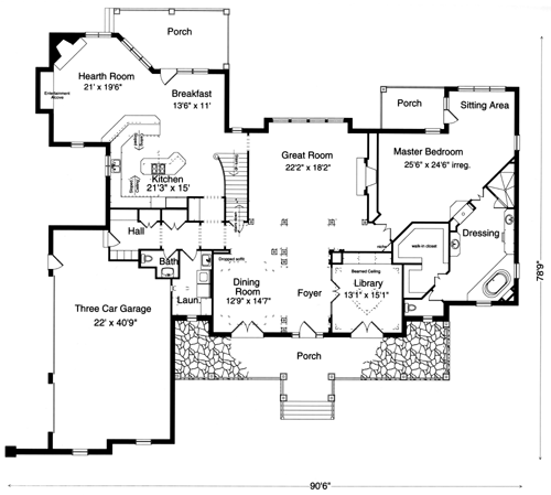 The Second Floor Master Bedroom Suite Boasts A Raised Ceiling To 9u0027, Large  Double Bowl Vanity, Oversized Shower And Spacious Walk In Closet.