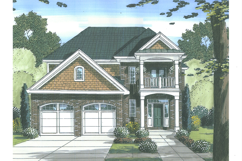 Two storey narrow lot house plans house design plans 2 storey narrow lot homes
