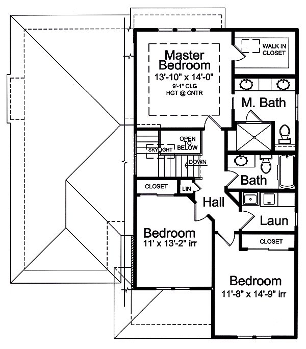 House Plans Drawn For The Narrow Lot By Studer Residential Designs