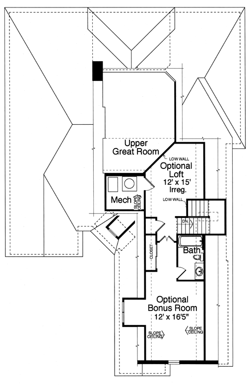 Patio home plans from the pre drawn stock plan collection for Pre drawn house plans