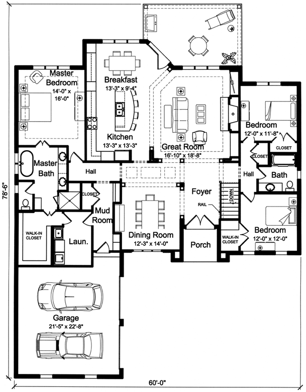 new home plans - New Home Plan Designs