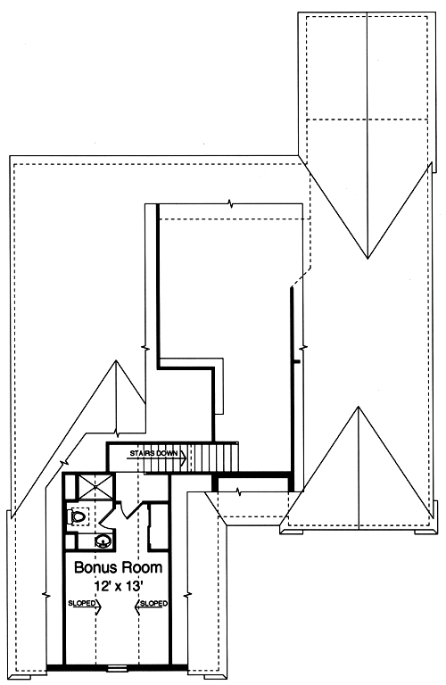 House Plans Suitable For Vacation Homes Drawn By Studer