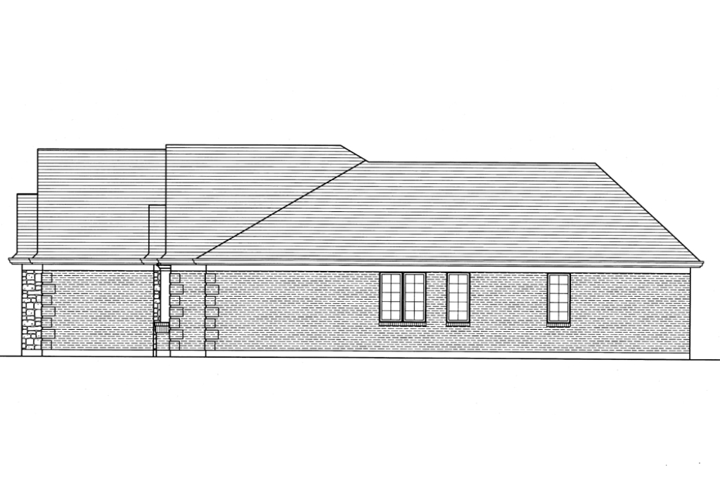 SRD 611 Right Side Elevation