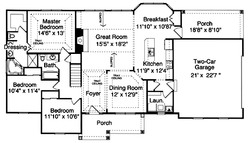 All plans the briarwood for Briarwood homes floor plans