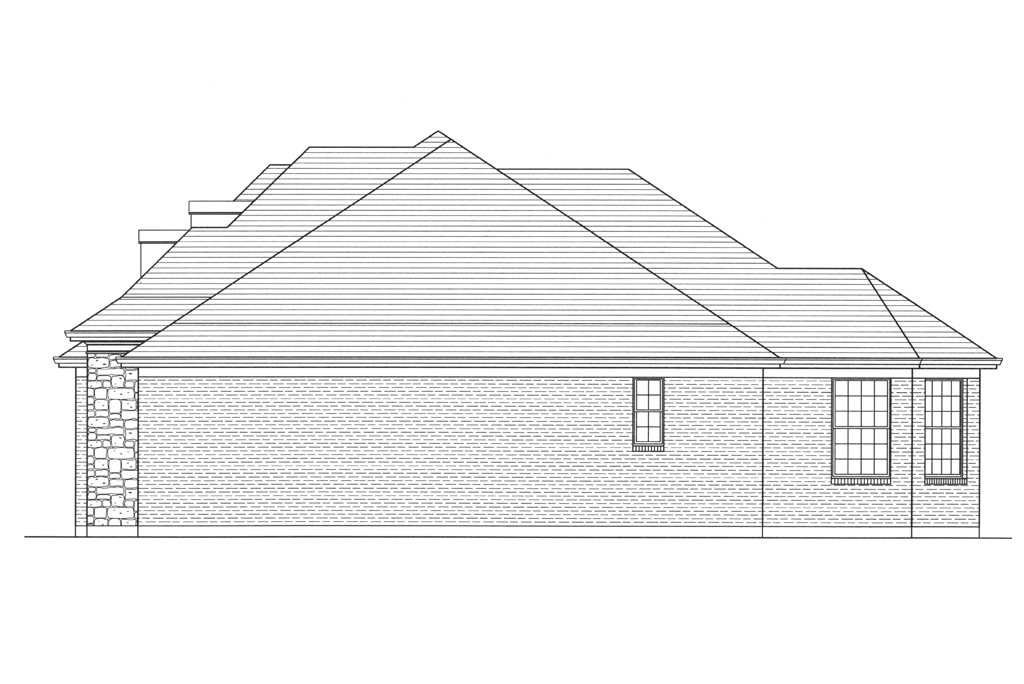 Camwell Right Side Elevation