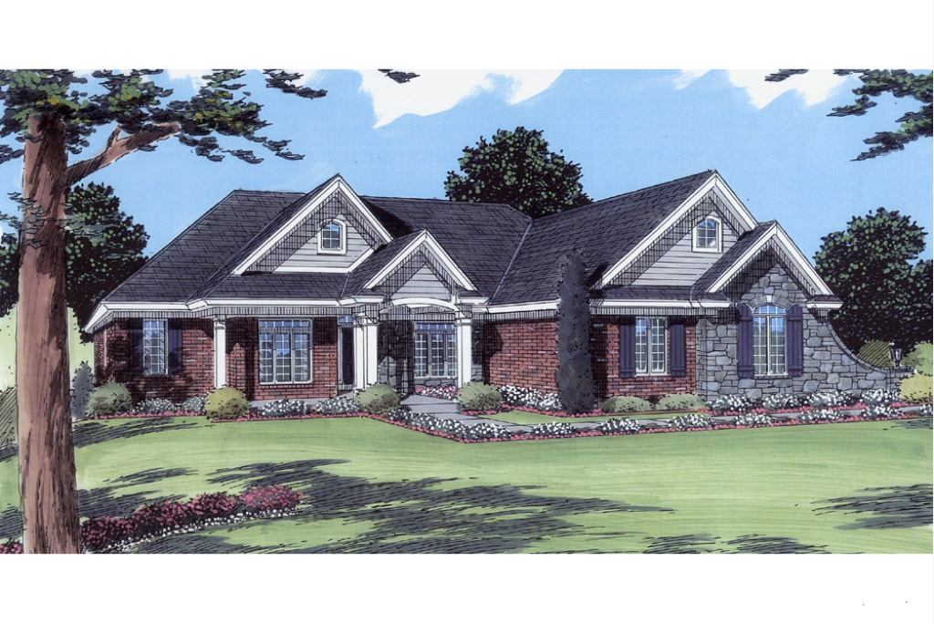 2000 Square Foot French Country House Plans House Interior