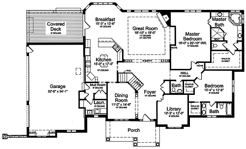 Empty nester house plans award winning empty nester house for Best empty nester house plans