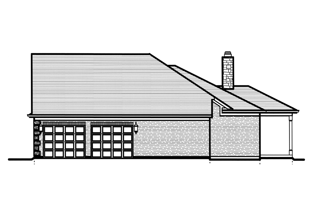 New Piedmont Right Side Elevation